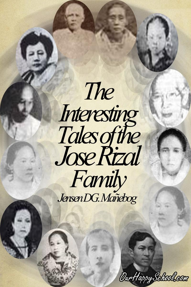 short autobiography of jose rizal