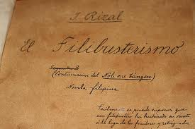 The el filibusterismo ourhappyschool el filibusterismo is jose rizals second novel written as the sequel of his noli me tangere commonly nicknamed el fili or simply fili toneelgroepblik Images