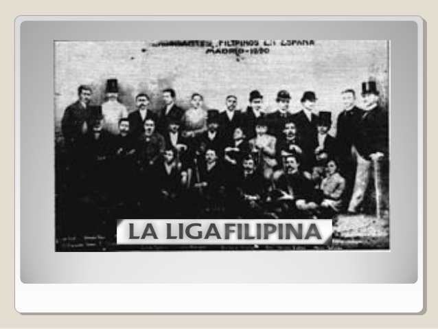 The La Liga Filipina And Its Constitution OurHappySchool