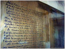 song of the traveler of jose rizal D jose ma basa _____21 to the the song of the traveler rizal wrote a poem which he dedicated to his mother on her birthday this poem was: a my first.