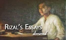 research paper about jose rizal